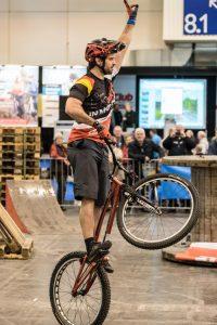Show Fahrrad Messe Essen Marc