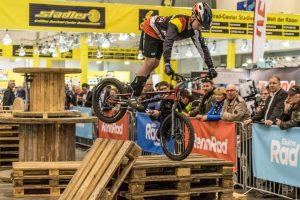 Show Fahrrad Messe Essen Kai
