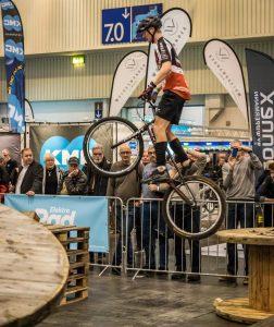 Show Fahrrad Messe Essen Jannis