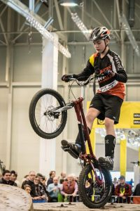 Kai Hiebert Show Messe Essen
