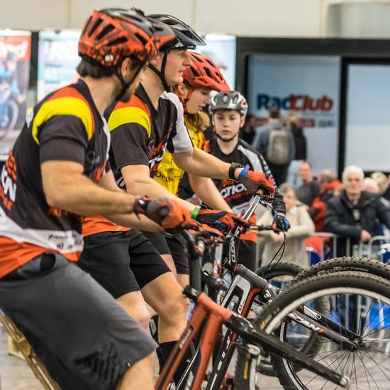 Show Fahrrad Messe Essen