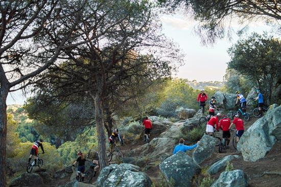 Trainingslager Spanien