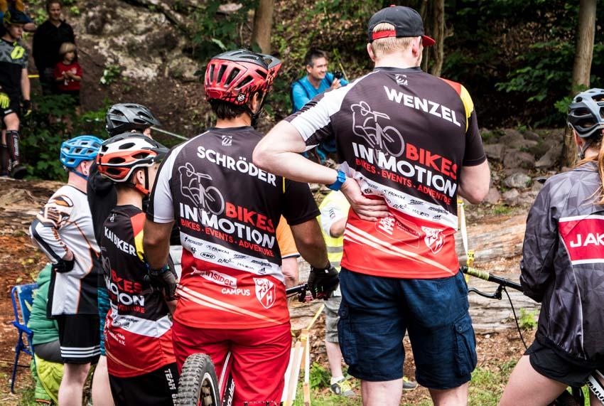 """Deutsche Meisterschaft 26"""" Gräfenroda - Team Bikes in Motion"""