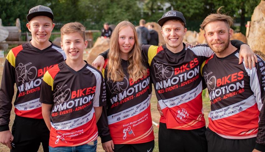Teamfoto DM Heiligenrode